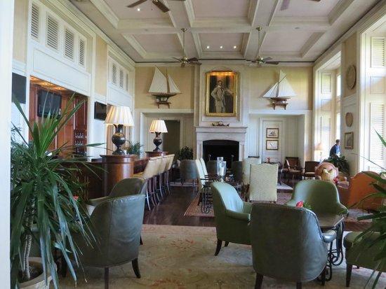 The Sanctuary Hotel at Kiawah Island Golf Resort: Lobby