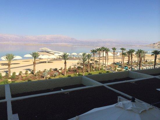 Herods Hotel Dead Sea: Herods Beach