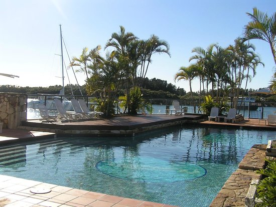Sails Port Macquarie by Rydges: Lovely setting