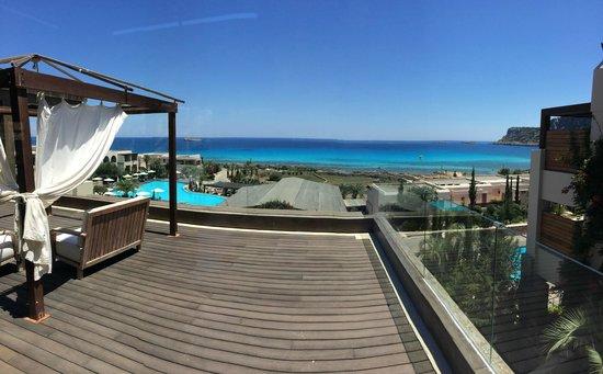 AquaGrand Exclusive Deluxe Resort: View