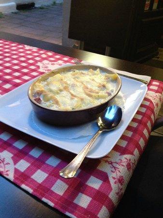Winstub S'kaechele : Potato gratin