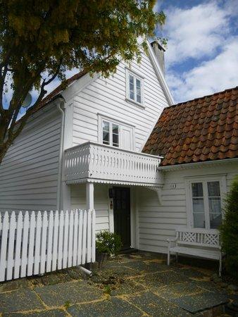 House in old Stavanger
