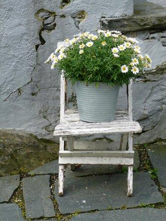 Old Stavanger: House decoration