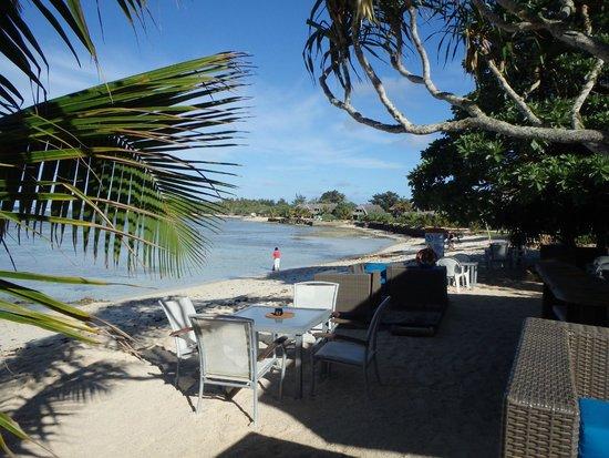 Breakas Beach Resort Vanuatu: Beach view