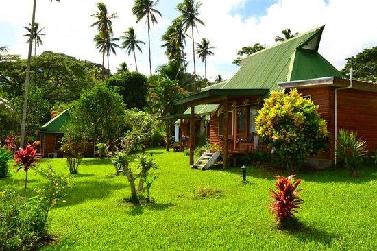 Daku Resort: Our Bure