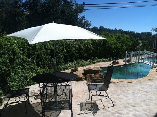 Oak Hill Inn: The Beautiful Pool