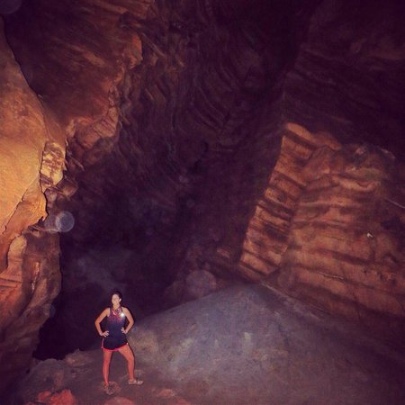 Khao Mai Kaew Cave: Impressive heights