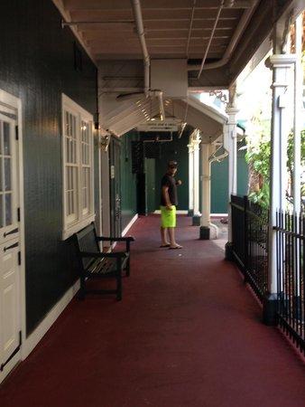 BEST WESTERN Pioneer Inn : Entrada