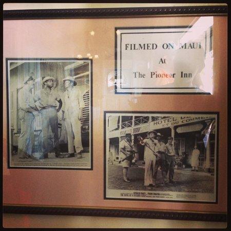 BEST WESTERN Pioneer Inn : Frank Sinatra
