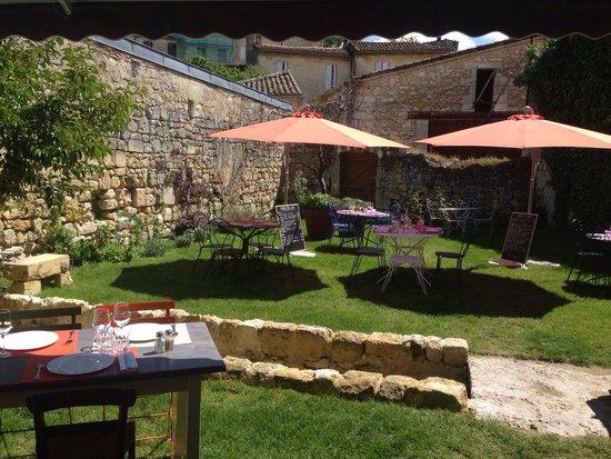 Restaurant Le Bistrot Des Vignobles Saint Emilion