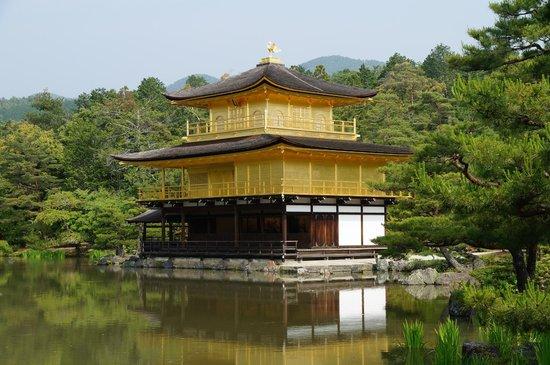 Templo del Pabellón de Oro (Kinkaku-ji): Golden Temple