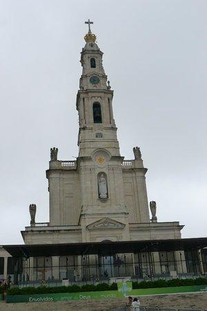 Basilica of Nossa Senhora do Rosário de Fátima: Our Lady of Fatima Basilica