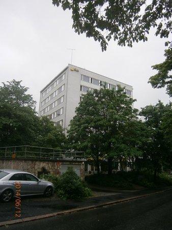 Ava Hotel: Отель