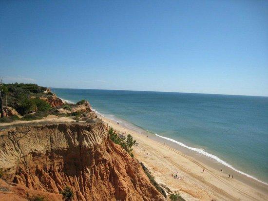 EPIC SANA Algarve Hotel: The beach