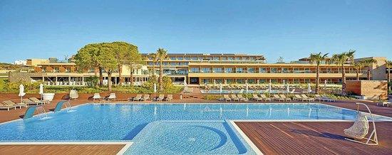 EPIC SANA Algarve Hotel: Hotel and pool