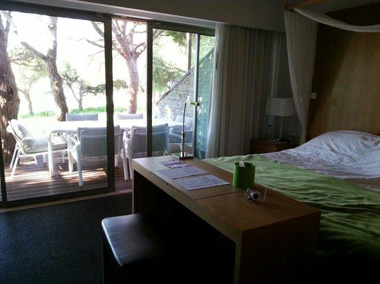 EPIC SANA Algarve Hotel: Our room 3