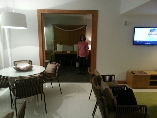 EPIC SANA Algarve Hotel : Our room 4