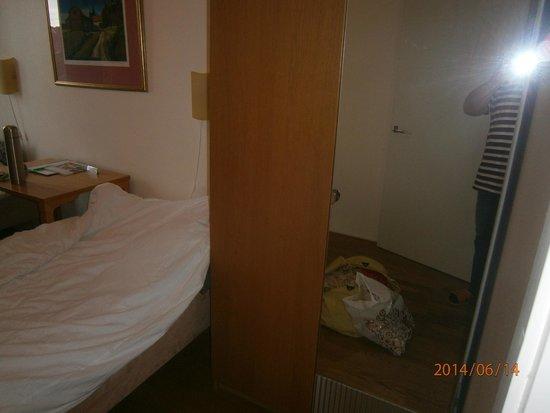 Ava Hotel: Номер