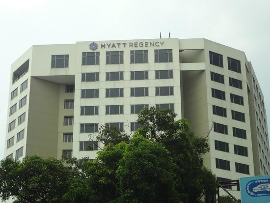 Hotel Aryaduta Bandung: Hyatt Building