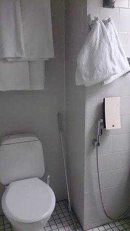 Original Sokos Hotel Vaakuna : Ванная