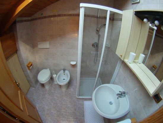 Apartments Cesa Crepa Neigra - Fam.Planchensteiner: servizio camera