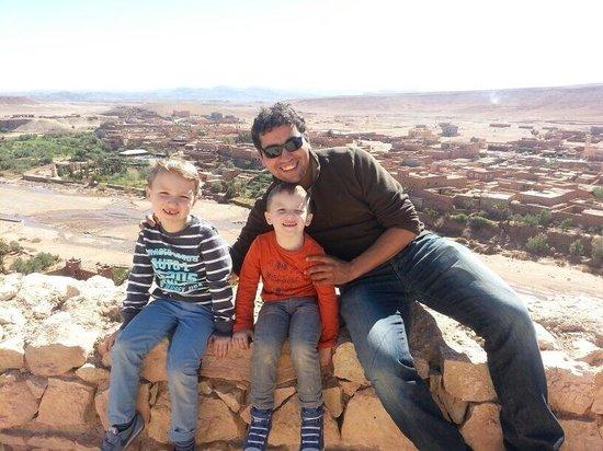 Moroccan Active Adventures : Thanks Youssef!