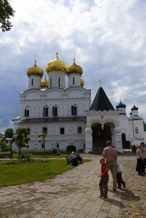 Monastery of st Ipaty: Собр