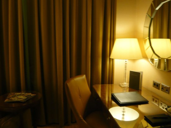 London Marriott Hotel Park Lane: Triple Sharing room