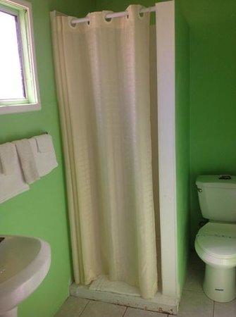 9 Palms Inn: bathroom