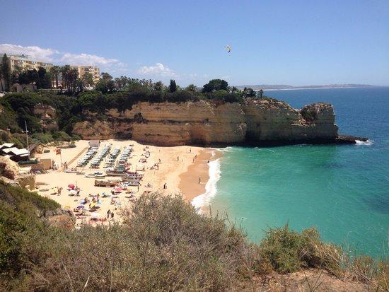 Be Smart Terrace Algarve: Beach beside terrace club