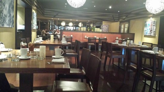Kimpton Hotel Palomar Los Angeles Beverly Hills: Speisesaal zum Frühstücken