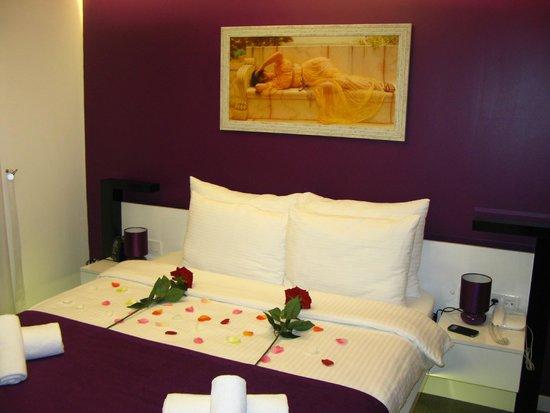 Bellezza Hotel: Kaldığımız oda