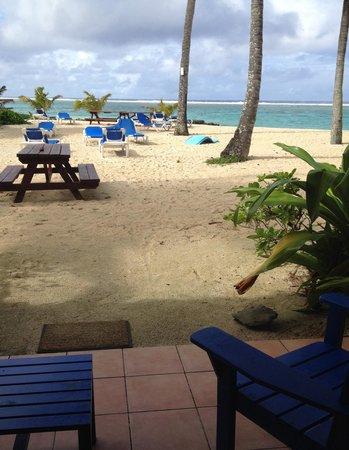 Sanctuary Rarotonga-on the beach: Room view