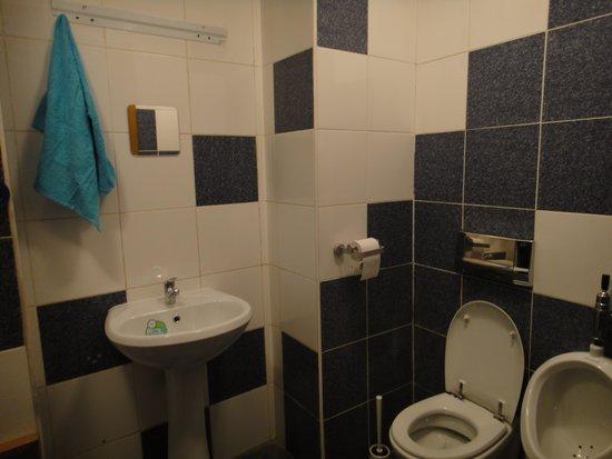 The Best Hostel Irkutsk: Туалетная комната