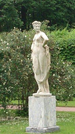 Catherine Palace and Park: Екатерина II