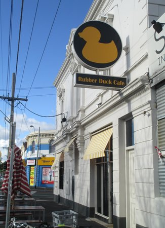 Rubber Duck Cafe