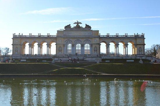 Schloss Schönbrunn: шоннбрунн