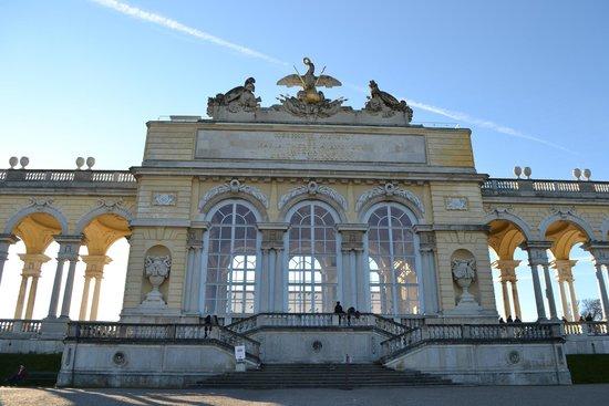 Schloss Schönbrunn: Шонбрунн