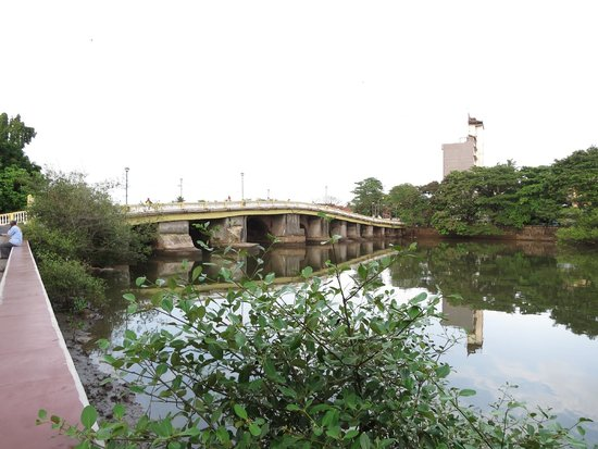 Fontainhas: Old Patto bridge