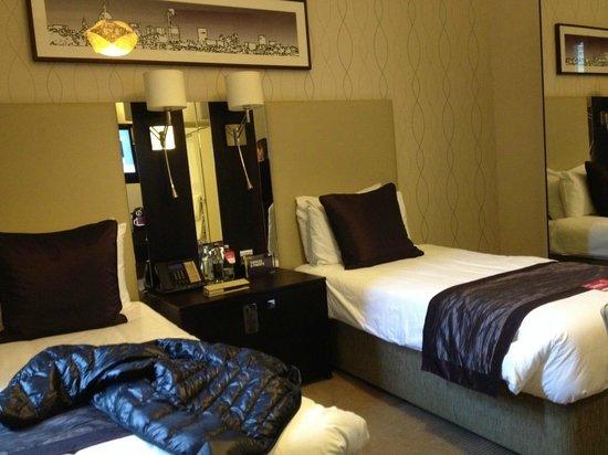 Rydges Kensington London : Twin bedroom
