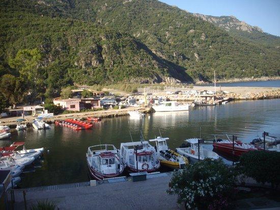 Hotel La Calypso: la marina