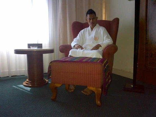 Harmoni Hotel: relax