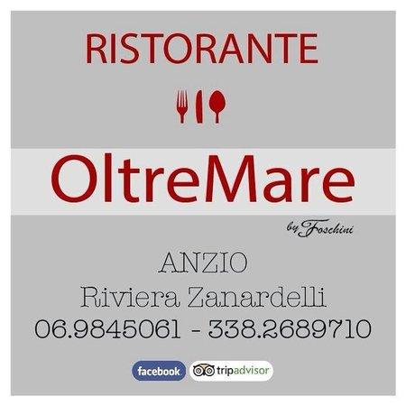 OltreMare Ristorante Anzio by Foschini