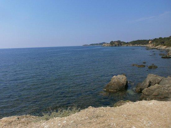 Belambra Clubs - Les Criques : Vue mer