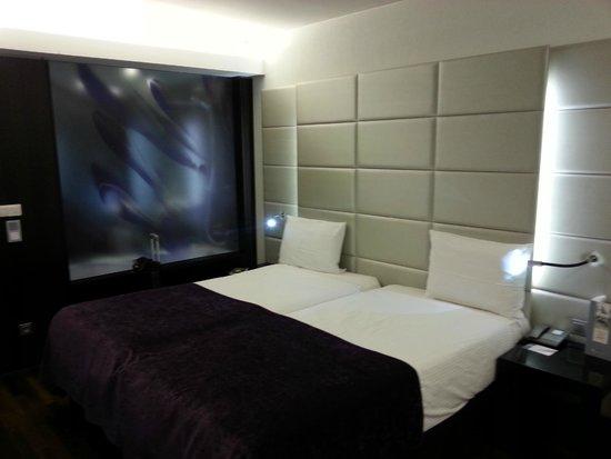 Eurostars Grand Central: Room