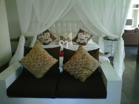 Nunia Boutique Villas: bedroom