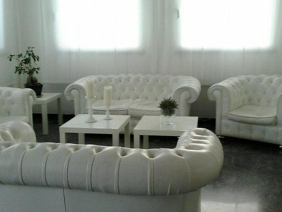 Hotel Tamerici: reception