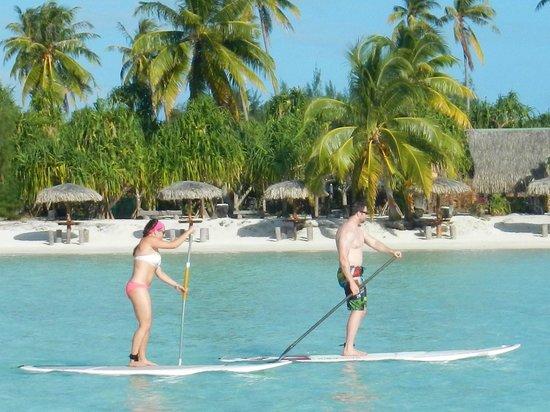 Kite Surf School Polynesie