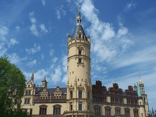 Schwerin Castle (Schweriner Schloss): la torre