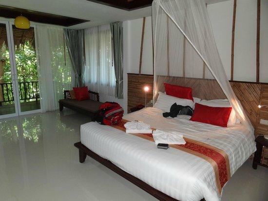Ban Sainai Resort: Basic room - you will have bugs!